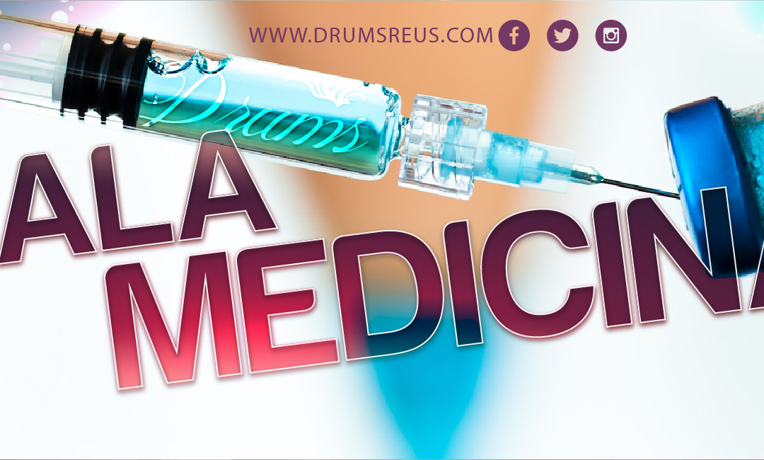 GALA DE MEDICINA AL DRUMS MUSIC CLUB!!!
